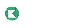 Koncept logo biale